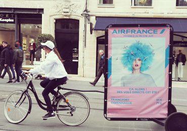 Air France en Bike'Com