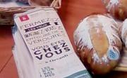 sac a pain publicitaire personnalisé promotionnel Rurbaines - Support tactique - dépôt et diffusion - NON STOP MEDIA Atlantique