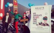 Réauté - Affichage mobile - Street marketing - NON STOP MEDIA Atlantique