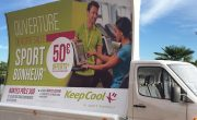 Keep Cool - Affichage mobile, Street Marketing et signalétique - NON STOP MEDIA Atlantique