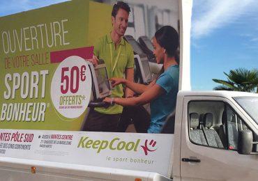 Street sportif pour Keep Cool