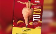 Visuel Ballet TUTU - Street Marketing - NON STOP MEDIA Ile de France