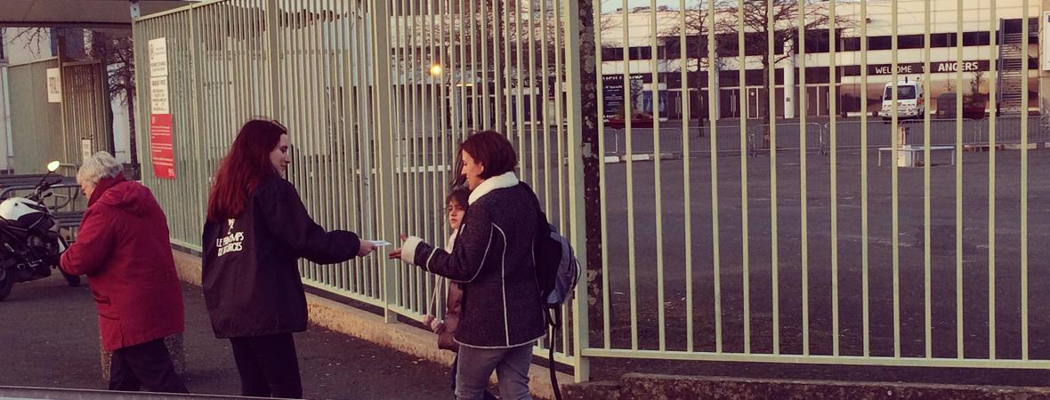 Printemps de Bourges - Street Marketing - NON STOP MEDIA Centre