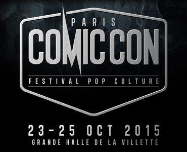 Festival Comic Con Paris