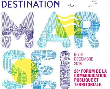 28ème forum Cap'Com à Marseille