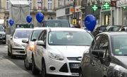 Guerilla Dacia - Affichage Mobile - Groupe NON STOP MEDIA