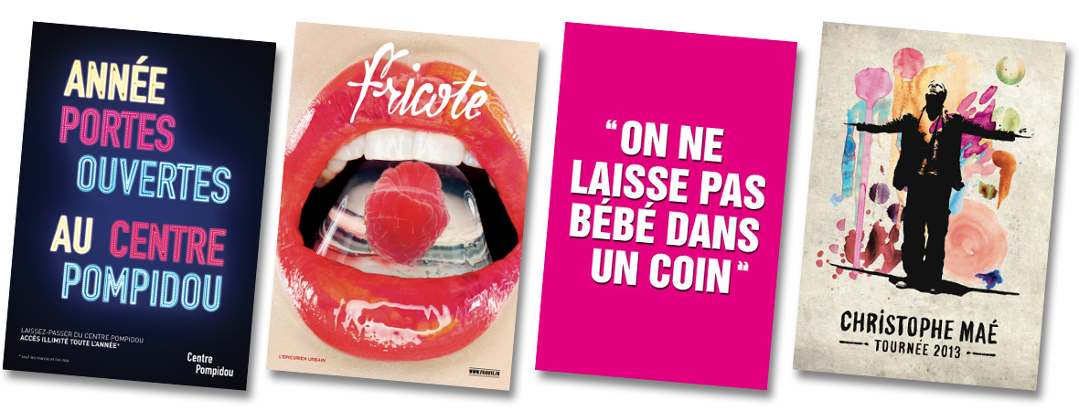 Cart'Com Classic - Culturel - NON STOP MEDIA Ile De France