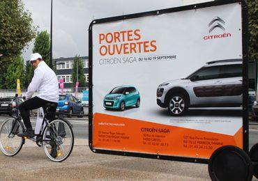 Des Bike'Com pour Citroën