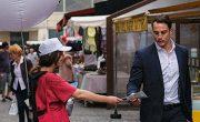 Ogic en street marketing diffusion flyers - NON STOP MEDIA IDF