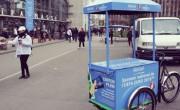 Abritel - Street Marketing - Affichage mobile - NON STOP MEDIA Ile de France