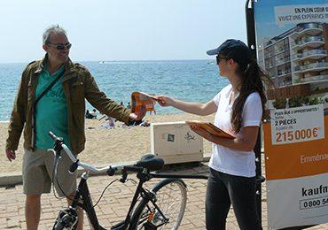 Kaufman and Broad en Bike'Com®
