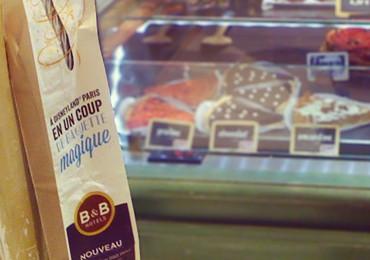 Des sacs à pain pour B&B