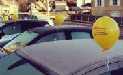 Bricomarche - StreetMarketing - Support tactique - NON STOP MEDIA Rhône Alpes