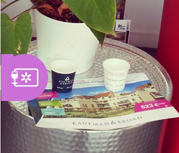 L'IMMOBILIER DANS LE CAFE