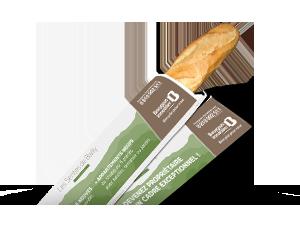 Sac à pain publicitaire