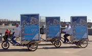 Air France KLM en Bike'Com et Cart'Com - NON STOP MEDIA Aquitaine