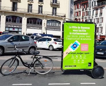 Pay by Phone en Bike'Com