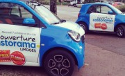 Castorama - Affichage mobile - Street Marketing - NON STOP MEDIA Aquitaine