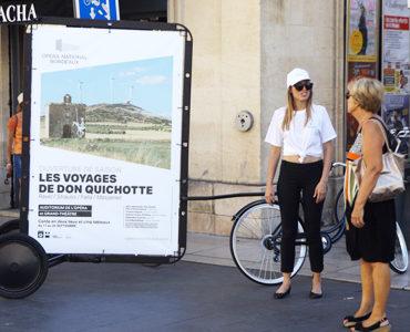 Opéra de Bordeaux en Bike