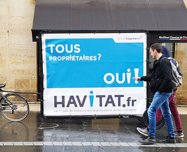 Havitat en XXL à Bordeaux