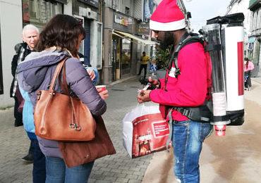 Drink'Com de Noël pour SFR