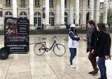 Opé Coup de Poing à Bordeaux