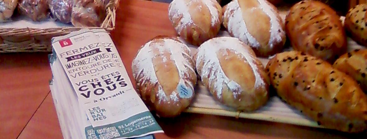 Sac à pain publicitaire personnalisé promotionnel Rurbaines - Support tactique - dépôt et diffusion - NON STOP MEDIA Atlantique