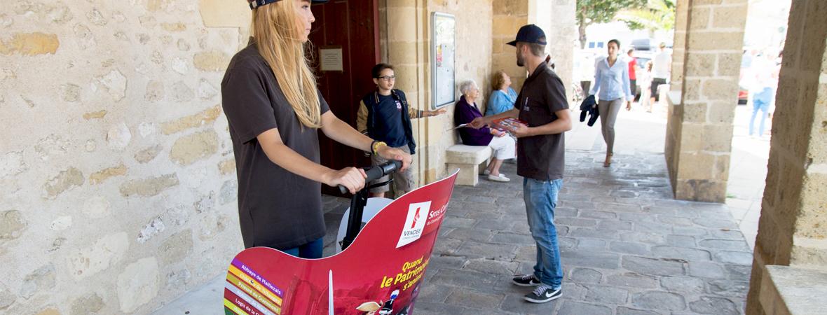 La Vendée en segway - NON STOP MEDIA Atlantique