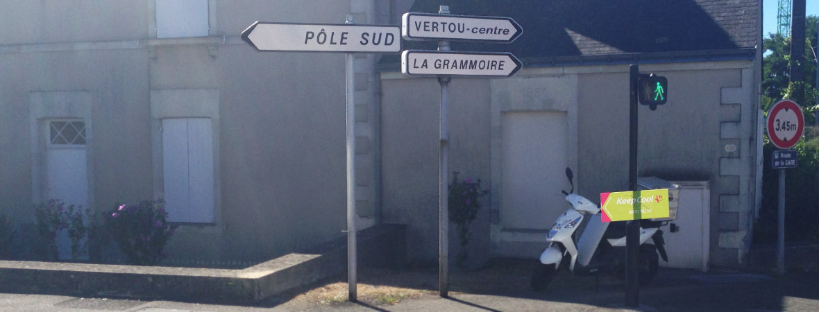 Keep Cool - Affichage mobile, Street Marketing et signalétique - NON STOP MEDIA Atlantique
