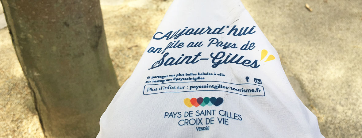 Animation digitale et supports tactiques pour Saint Gille avec NON STOP MEDIA Atlantique