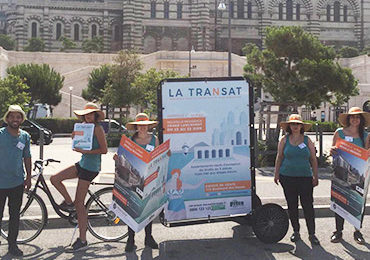Pitch Promotion s'affiche à Marseille