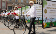Casino Barriere - affichage mobile - street marketing - Bike'Com