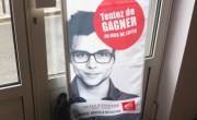 Caisse d'Epargne - street marketing - NON STOP MEDIA Centre