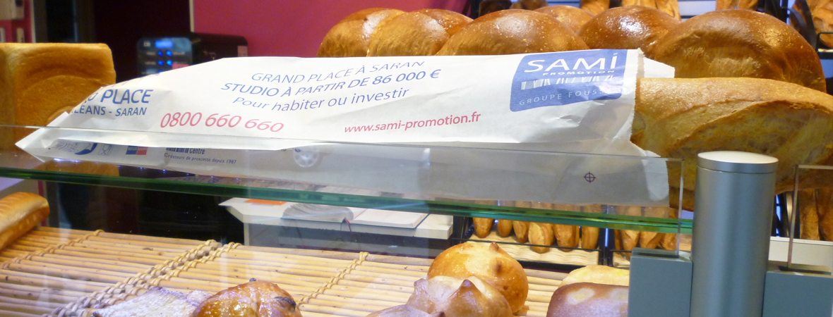 Sami Promotion - Support tactique - Diffusion et dépôt - NON STOP MEDIA Centre