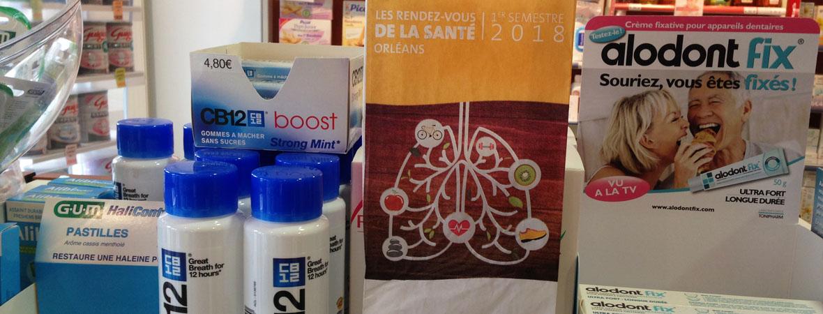 sac à pharmacie pour la métropole d'orleans avec NON STOP MEDIA Centre