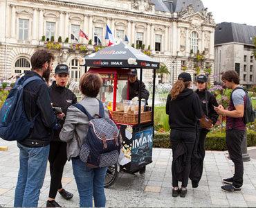 Cinéloire Pop la rue !