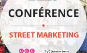 Conference street marketing - NON STOP MEDIA Grand Est