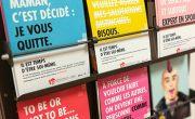 EM Strasbourg campagne de communication diffusion cartes Cart'Com - NON STOP MEDIA Grand Est