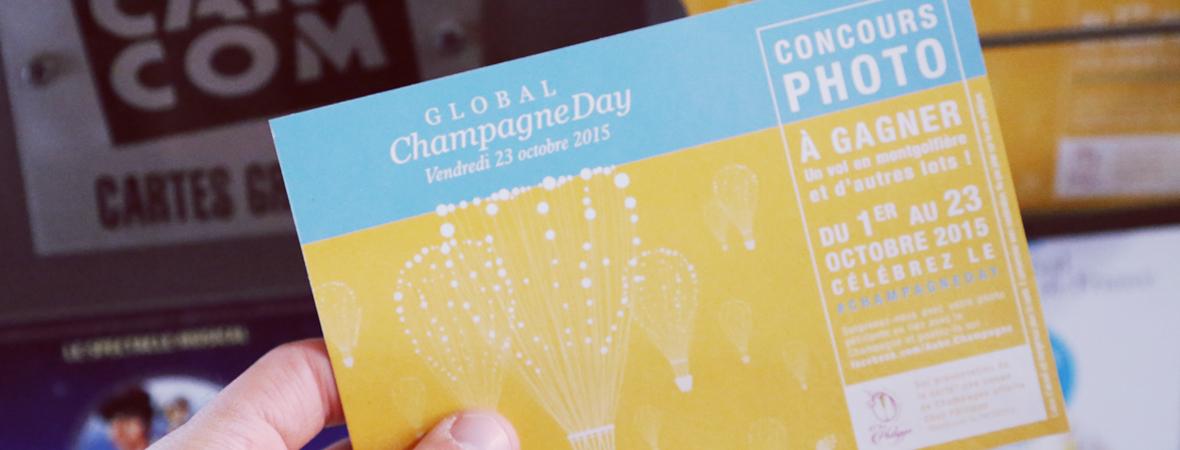 Champagne Day - Cart'Com - NON STOP MEDIA Ile de France