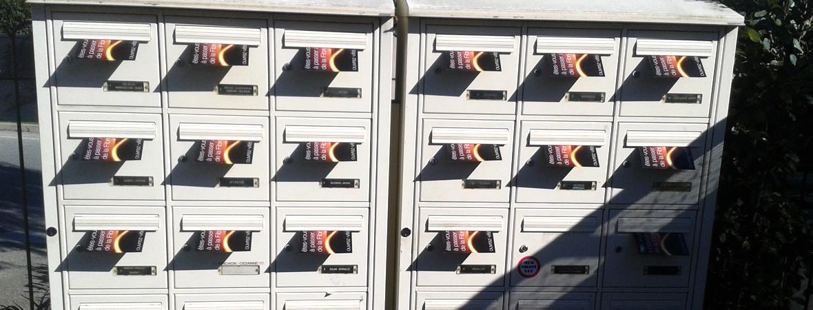 Diffusion et dépôt en boîtes aux lettres pour Orange - Groupe NON STOP MEDIA