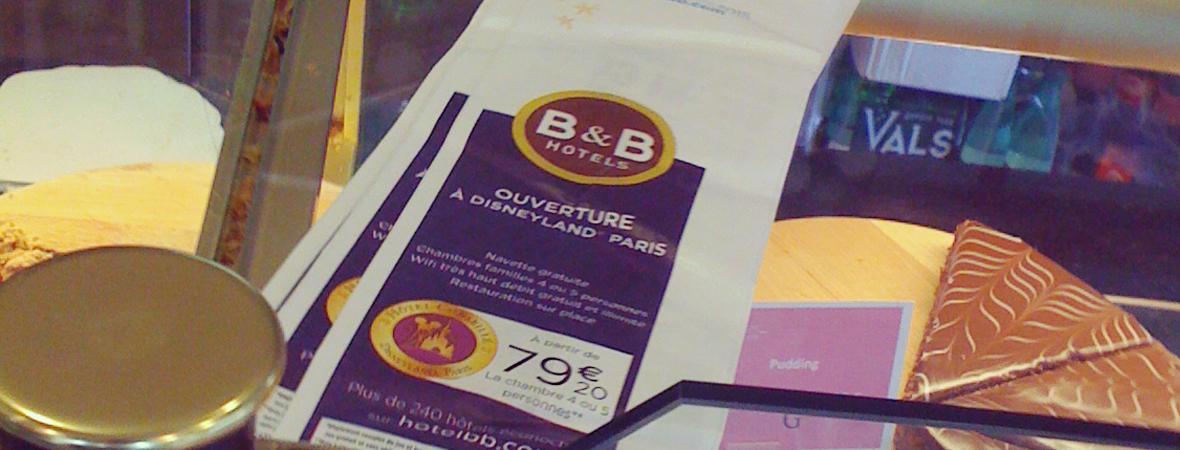B&B - Supports tactiques - NON STOP MEDIA Rhône Alpes