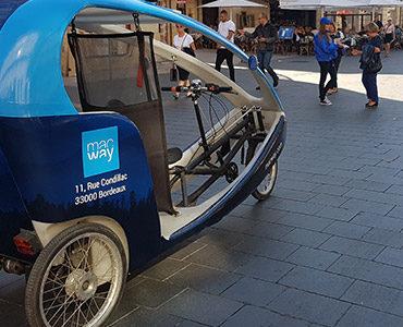 Communication multi-villes pour MacWay
