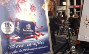 Leonidas en Bike'Com pour ses 100 ans - NON STOP MEDIA Île de France