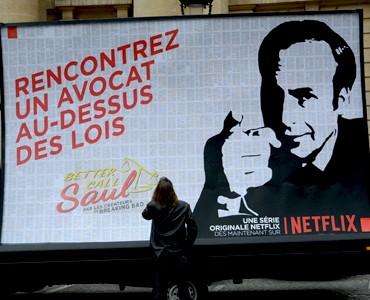 Netflix brise les codes