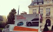 Citroën - Affichage mobile - NON STOP MEDIA Ile de France