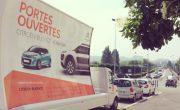 Citroen - affichage mobile - NON STOP MEDIA ile de france