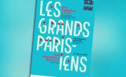 Distribution de Cart'Com pour Les grands parisiens - GROUPE NON STOP MEDIA Ile-de-France