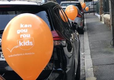 Effet surprise avec Kangourou Kids