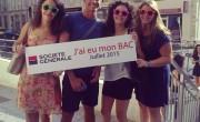 Société Générale - Street Marketing - NON STOP MEDIA Midi Pyrénées