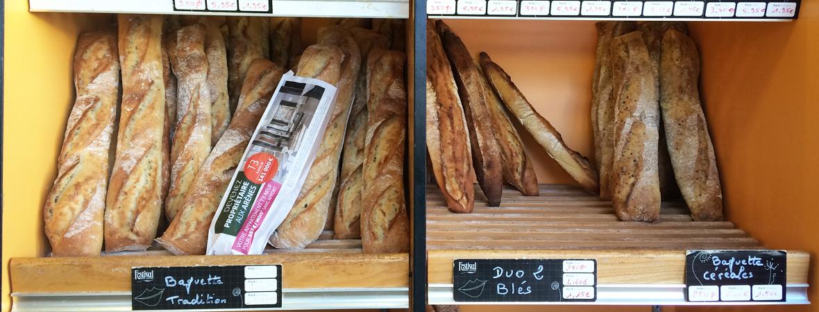 Sac à pain publicitaire pour Nexity avec NON STOP MEDIA Occitanie